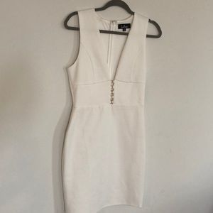 Brand new with tags lulus white party dress